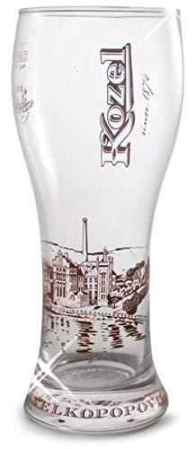 Kozel - Vaso de pinta con certificado CE y nucleado.
