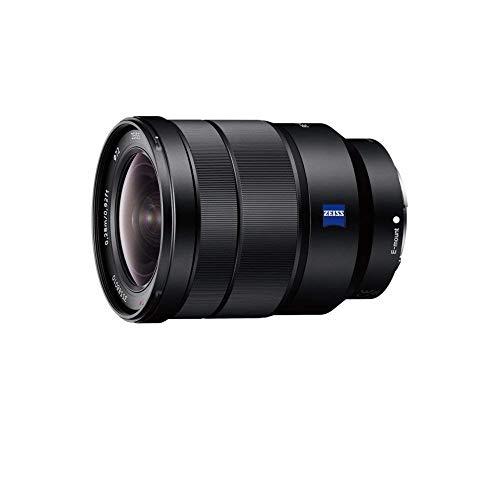 Sony SEL-1635Z Obiettivo con Zoom 16-35 mm F4.0, Serie Zeiss, Stabilizzatore Ottico, Mirrorless Full-Frame, Attacco E, SEL1635Z
