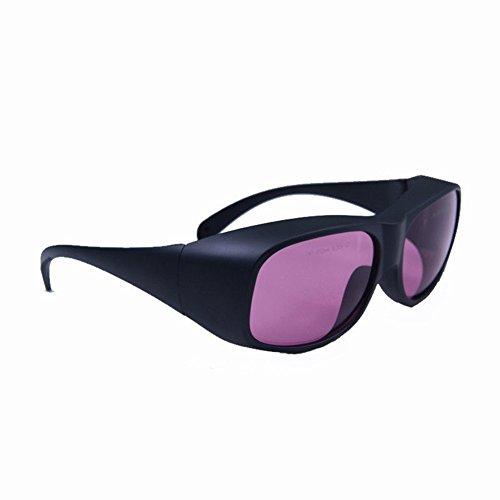 Laser Sicherheit Gläser ATD 740–850nm Alexandrit und Diode Eye Schutz Brillen