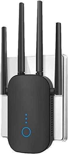 Repetidor WiFi 1200Mbps Amplificador Señal WiFi Banda Dual 2.4GHz y 5GHz Extensor...