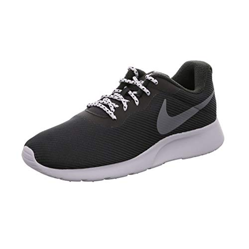 Nike Herren Tanjun Se Fitnessschuhe, Mehrfarbig (Black/Dark Grey/Wolf Grey 005), 40 EU