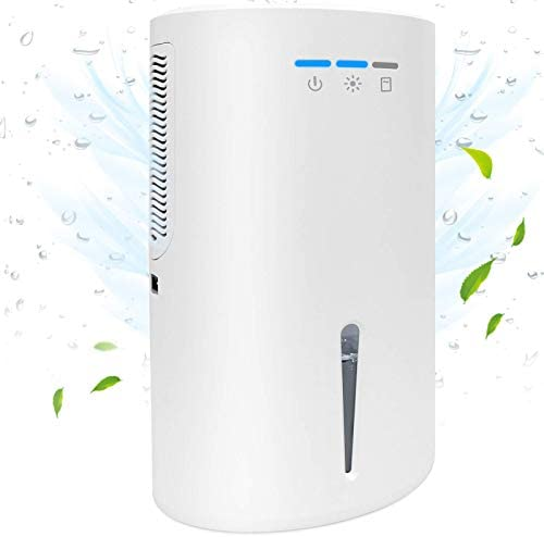 Letsport Upgraded 68oz Small Dehumidifier for Home Up to 480 Sq Ft Portable Compact Electric product image