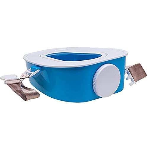 Toilet Portátil Camping Inodoro Para Automóvil Emergencia Móvil Urinario Con Cinturón De Seguridad Para Emergencias Al Aire Libre, Camping, Senderismo, Viajes En Automóvil, Atascos De Tráfico