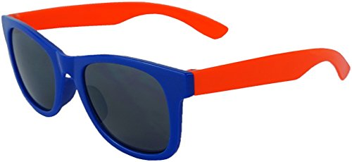Lunettes Soleil Gafas Sol Gafas Sol Kinderzonnebril met UV400-zonbescherming, spel, sport, vrije tijd, zomer, strand, zonnebril