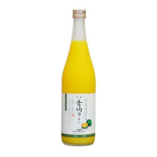 大宜味シークヮーサーパーク 青切り果汁 720ml / シークワーサー果汁100% ストレート無添加