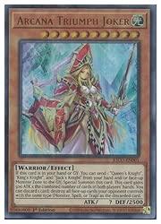 遊戯王 英語版 Arcana Triumph Joker(U)(1st)