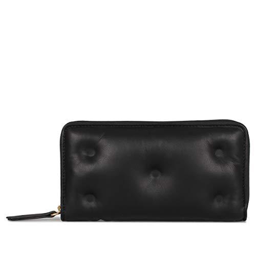メゾンマルジェラ MAISON MARGIELA 財布 長財布 S56UI0110 ブラック 黒 [並行輸入品]