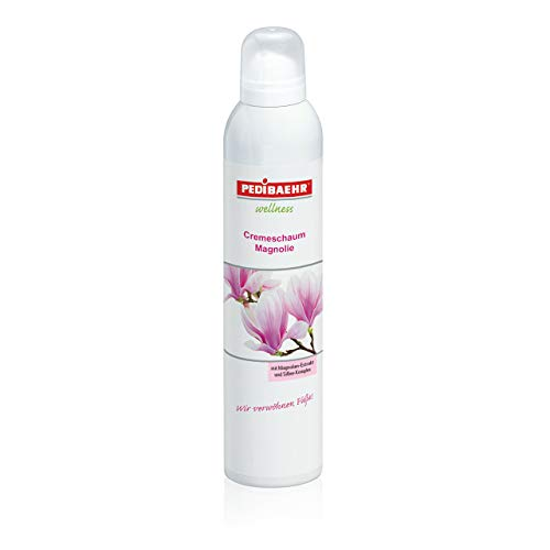 Wellness Cremeschaum Magnolie PediBaehr, 300 ml