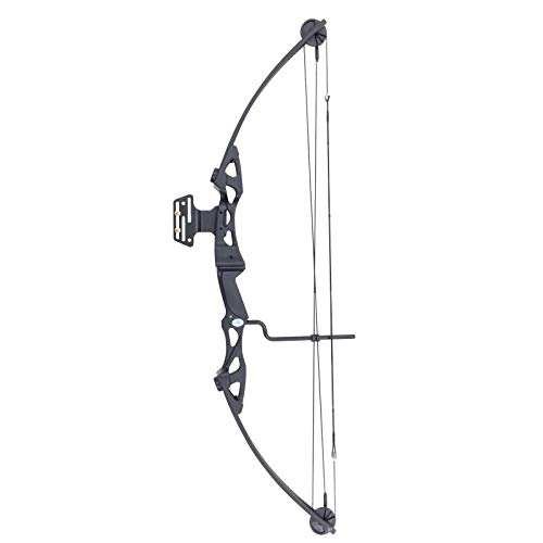 Siege SAS 55 lb 29'' Compound Bow w/ 5-Spot...