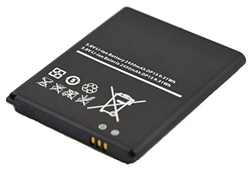WirelessFinest for Franklin Wireless WiFi Mobile Hotspot R850 Battery Replacement Repair Part Fix Dead Power Issue Fit Model R850 Boost Mobile, Sprint, Virgin Mobile
