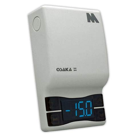 DOJA Industrial | Termostato digital OSAKA M1-50°/+150° | OSAKA De superficie tipo mural (Sonda NTC)