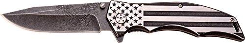 MTech USA Xtreme Couteau de Poche Eagle Finition Délavé Taille dans couler cm Lame : 12,7, mtec de 1149