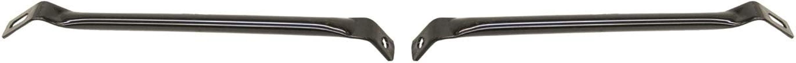 Radiator Support Set of 2 for Jeep Grand Cherokee 05-10 Center Right or Left Side Crossmember Brace
