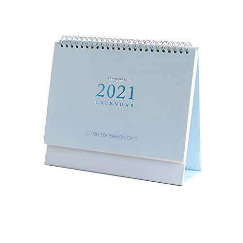 Calendario de escritorio 2021-2022 Calendario de escritorio 2021 Clima de estilo simple creativo en calendario Calendario Mensual Oficina Programa Horario Esta decoración de escritorio Calendario de e