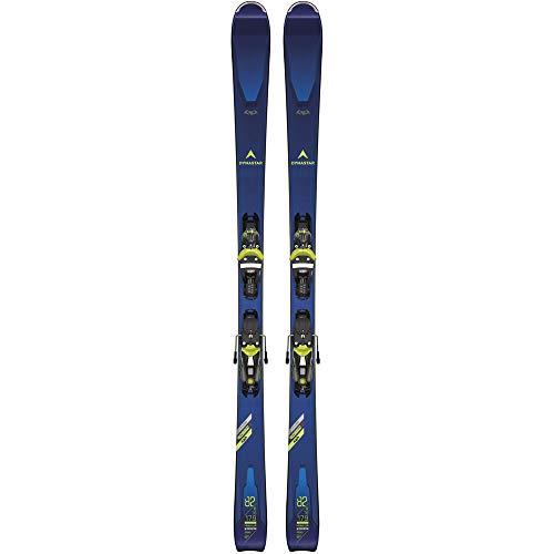 DYNASTAR Speed Zone 4X4 82 (KONECT) + NX Ensemble de Ski All Mountain avec Fixation, Adultes Unisexe, Bleu, 164 cm