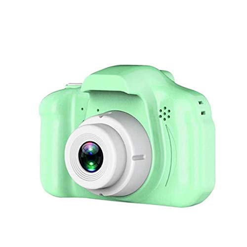 Dušial Kids Camera Children Digital Camera HD Photo Video Multi-Function Camera Educational Toys Support Multi-Languages Memory Card for Girls Birthday Toy Gifts Kid Action Camera Toddler