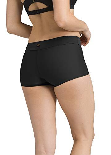 prAna Living Silvana Board Shorts, Black, X-Small