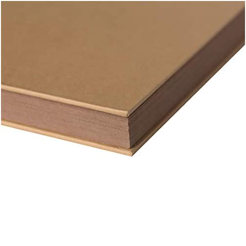 12x12 Scrapbook Album | Hardcover Scrapbook Album | Kraft Hardcover Notebook with 50 Sheets | Scrapbook and Life… |