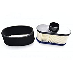 Air Filter and Pre Filter Compatible with Kawasaki 99999-0384 & 11013-7046