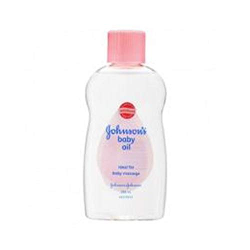 Johnson's Baby Oil/Öl 200ml (1)