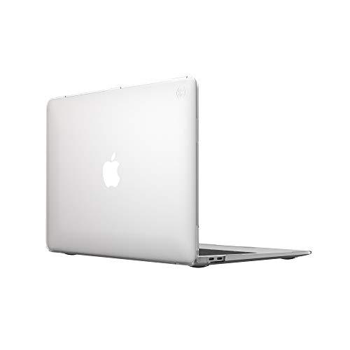 Speck Smartshell - Carcasa rígida para MacBook Air de 13' (Resistente a los arañazos), Transparente