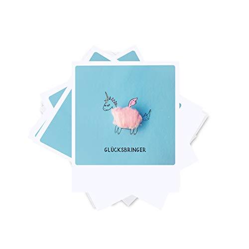PICKMOTION Set mit 10x Foto-Post-Karten Geburtstag, Grüße & Wünsche, Instagram-Fotografen-Foto-Postkarten, handgemachte Grußkarten, schöne Sprüche und Motive