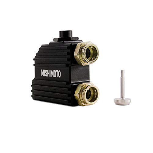 Mishimoto MMTC-RAM-TBV Thermal Bypass Valve Kit Compatible With Dodge Ram 6.7L Cummins 2013-2018