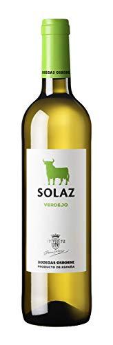 Vino Solaz Blanco 100% Verdejo - 75 cl