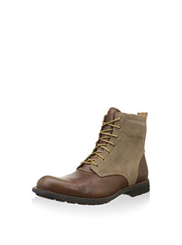 Timberland Sale City Premium 6-Inch Side-Zip - Herren Boots - Braun Schuhe in Übergrößen, Größe:46
