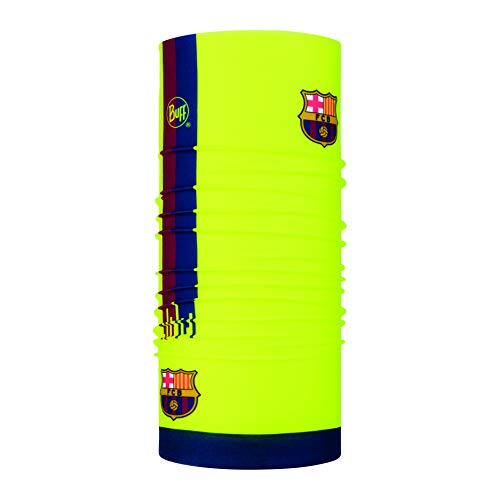Buff 2nd Equipment 18/19 Original FC Barcelona Tubular, Unisex Adulto, Multicolor, Talla Única