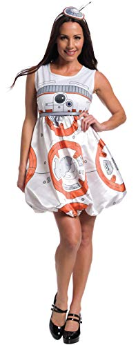 Women's Star Wars Episode VII: The Force Awakens Deluxe BB-8 Costume