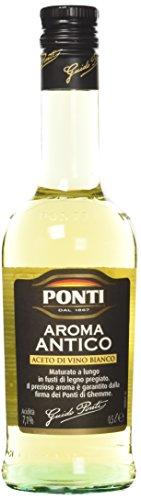 Ponti Aceto Antico Bianco 7.1°, T12 - 12 Bottiglie
