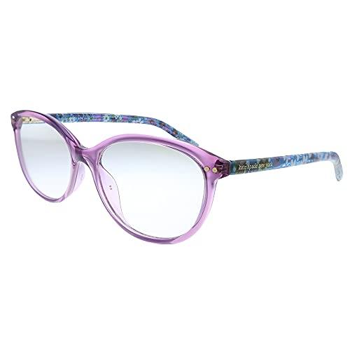 Kate Spade New York Olive Blue Light Reading Glasses Violet +2.50