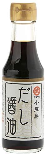 タケサン 小豆島 だし醤油 150ml