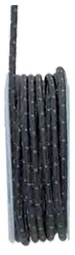 S-Type Release Rope Extra Stiff Black