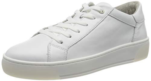 s.Oliver 5-5-23651-26, Zapatillas Mujer, Piel Blanca, 39 EU