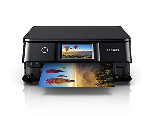 Epson Expression Photo XP-8700 | Impresora Fotográfica WiFi A4 Multifunción 3en1 con Impresión Doble Cara (Dúplex), Pantalla Táctil, Bandeja Independiente Fotografía, Tinta 6 Colores | Mobile Printing