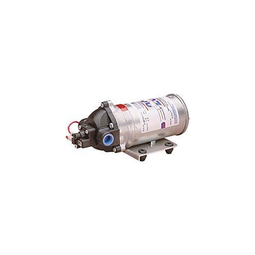 Pentair SHURflo 8000-543-236 Automatic-Demand Diaphragm Pump, 1.8 GPM With Viton Valves, Santoprene Diaphragm, 50 PSI Demand Switch, 12V, 3/8' NPT Female Port