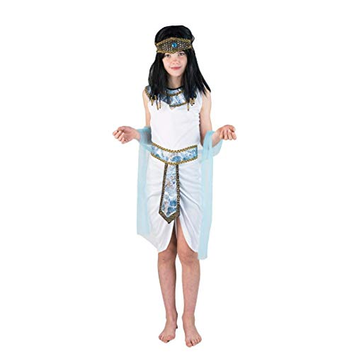 Bodysocks® Costume da Regina Egizia per Ragazze