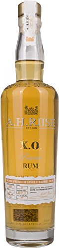 A.H. Riise X.O. Reserva Single Barrel Rum - 350 ml