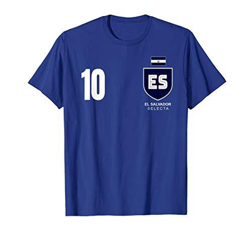 El Salvador Selecta Football Soccer Jersey Shirt Tee