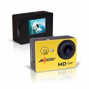 Axess CS3601-YL HD 720P Action Camera