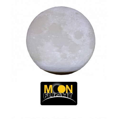 MagneticLand Globe Lune MOONFLIGHT 3D Lumineux 10cm (Accessoire)