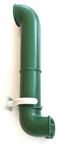 Gartenpirat Periskop grün Zubehör für Spielturm Spielhaus