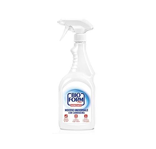 BIOFORM Plus IGIENIZZANTE Spray Mousse 750ML.con CANDEGGINA