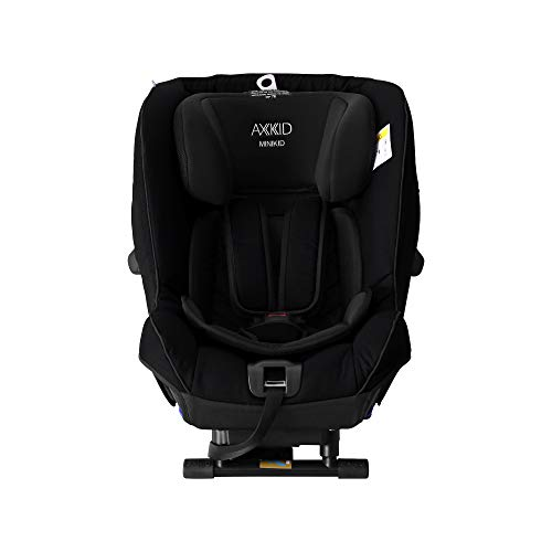 Axkid Car Seat 0-25kg Without Isofix from 0-6 Years with ASIP Side Protection Minikid 2.0 – Swedish Security Concept