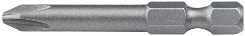 ITM T3-100-03 Kreuzschlitz-Bit, Nr. 3 x 10,2 cm, 5 Stück