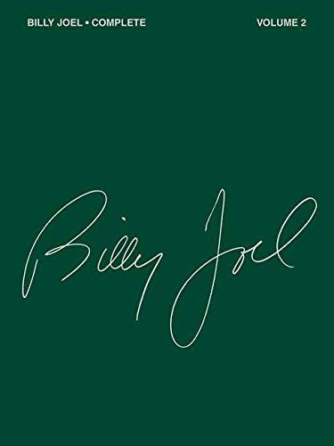 Billy Joel Complete - Volume 2 (PIANO, VOIX, GU)