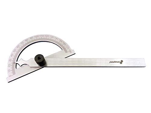 PAULIMOT Winkelmesser/Gradmesser 120 x 150 mm