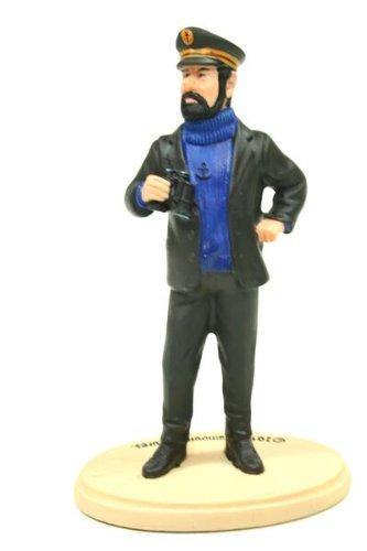 Figur Kapitän Haddock aus der Serie Tim & Struppi TINTIN & Milou